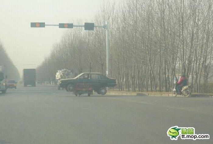 Перевозка по-китайски (5 фото)