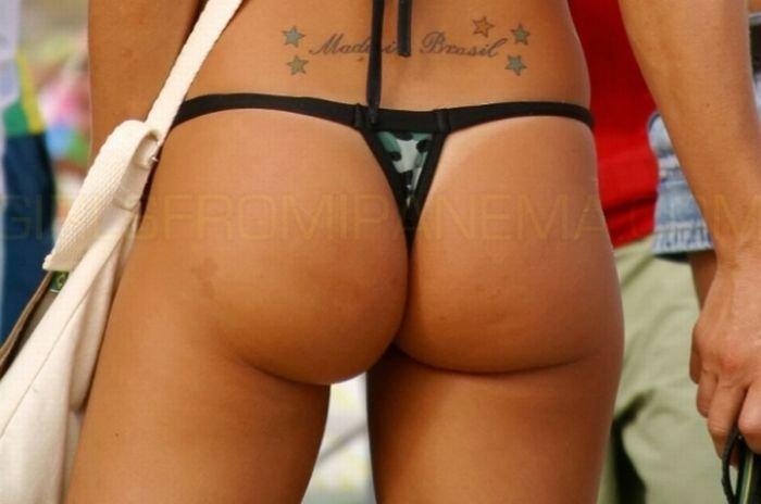 Бразильские попки (34 фото)