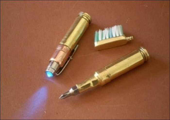 Многофункциональная ручка (10 фото)