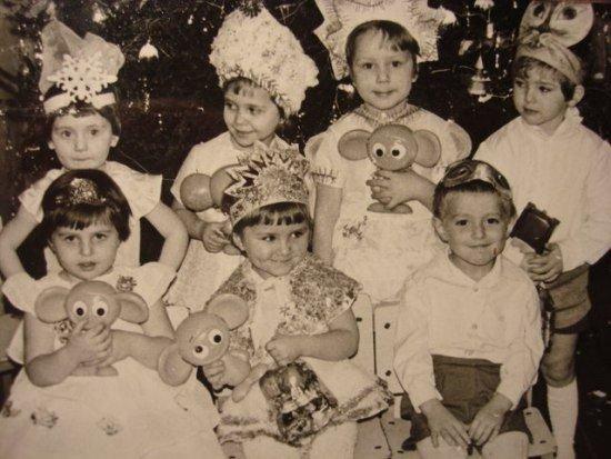 Новый Год в СССР (25 фото)