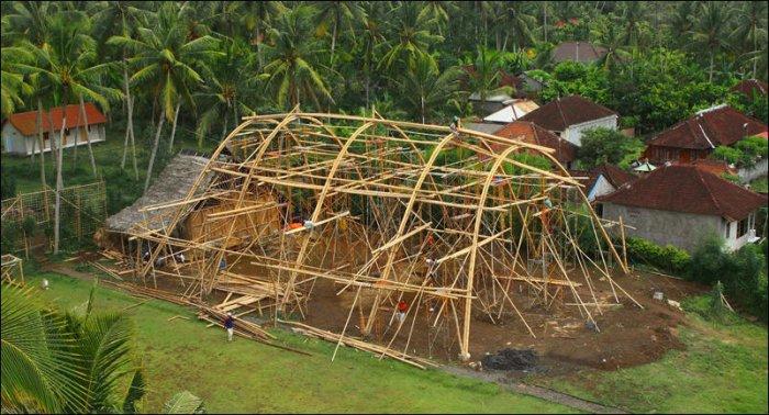Экологическая школа на Бали (44 фото)