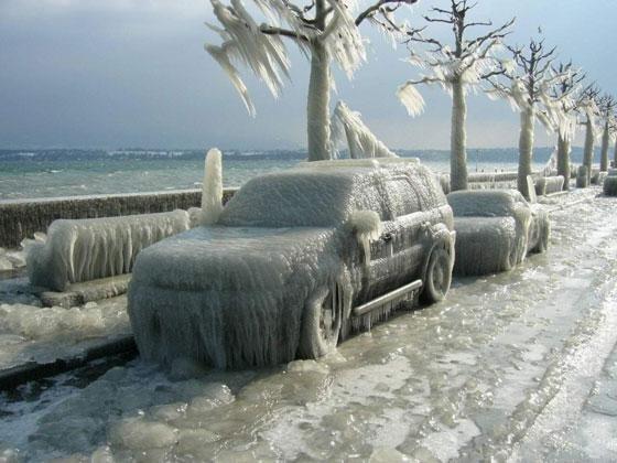 Зимние приколы (34 фото)
