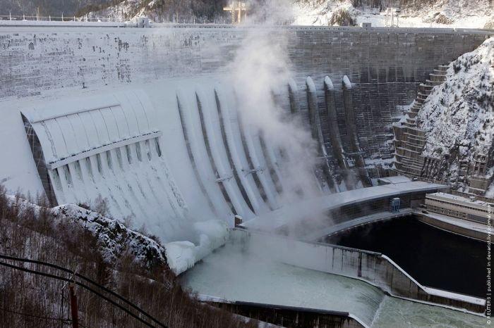 Свежие фотографии Саяно-Шушенской ГЭС (20 фото)