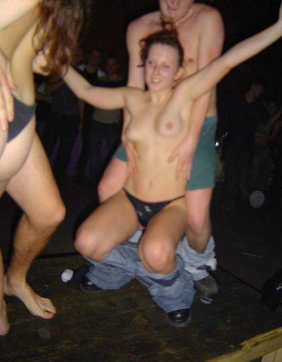 feest massage voyeur