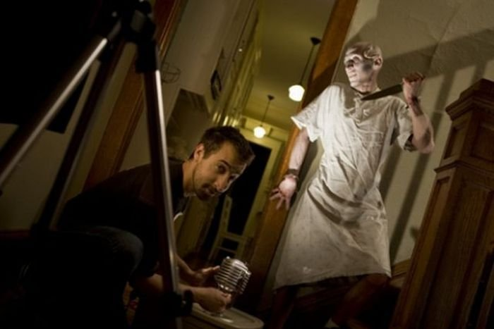 Как делают страшные снимки (44 фото)