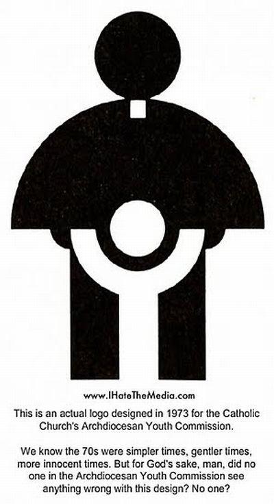 Прикольные логотипы (17 фото)