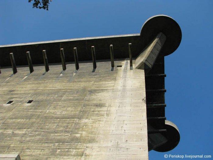 Башни Третьего Рейха (24 фото + текст)