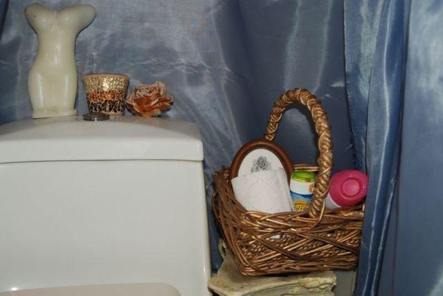 Необычный туалет (9 фото)