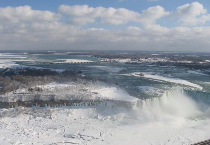Ниагарский водопад (19 фото)