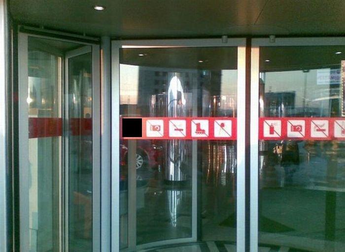 Странный знак (3 фото)