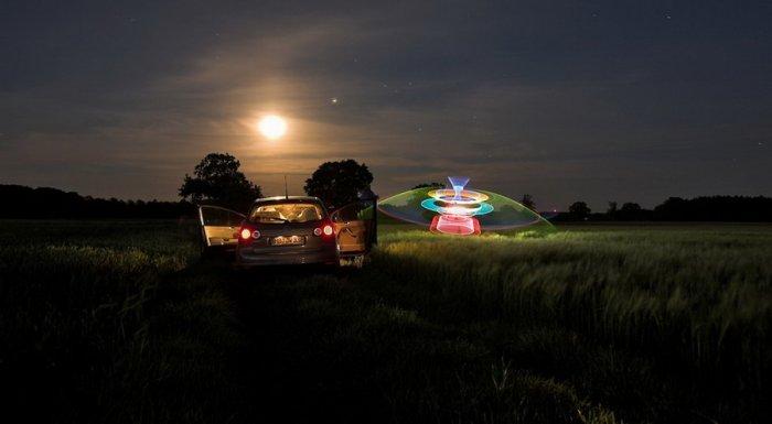 Классные световые эффекты (38 фото)