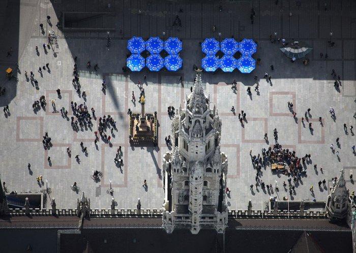 Вид сверху (40 фото)