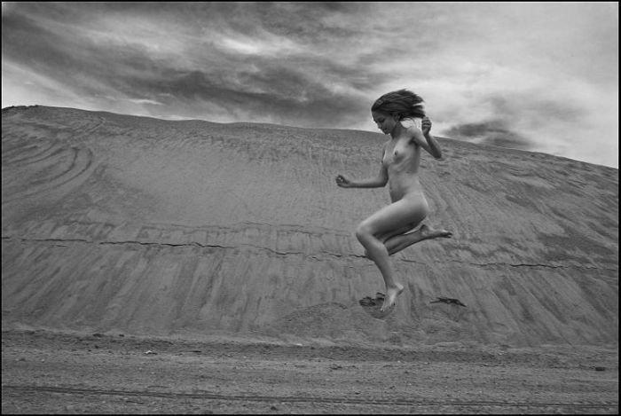Прыгающие груди (60 фото)