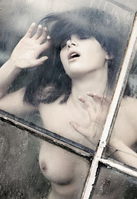 За стеклом (74 фото)