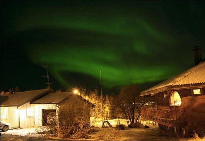 Северное сияние (96 фото)