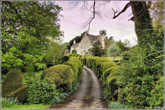 Сказочные дома (20 фото)
