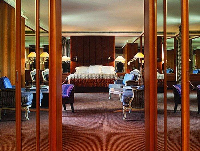 Самые дорогие номера в отелях (10 фото)