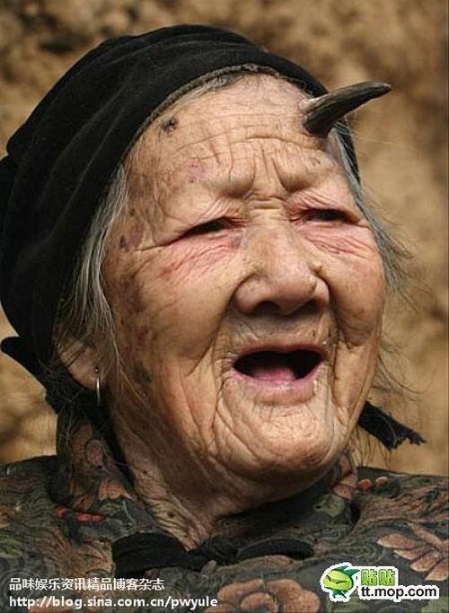 Рогатая бабка (9 фото)