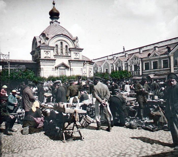 Россия 1896 года (20 фото)