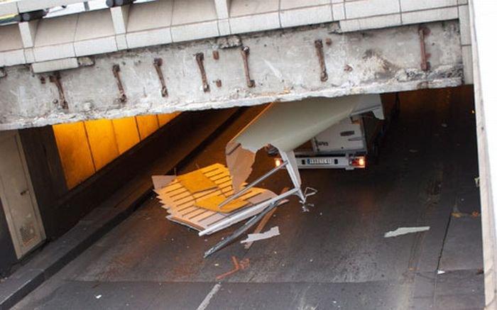 Несчастливый тоннель (51 фото)