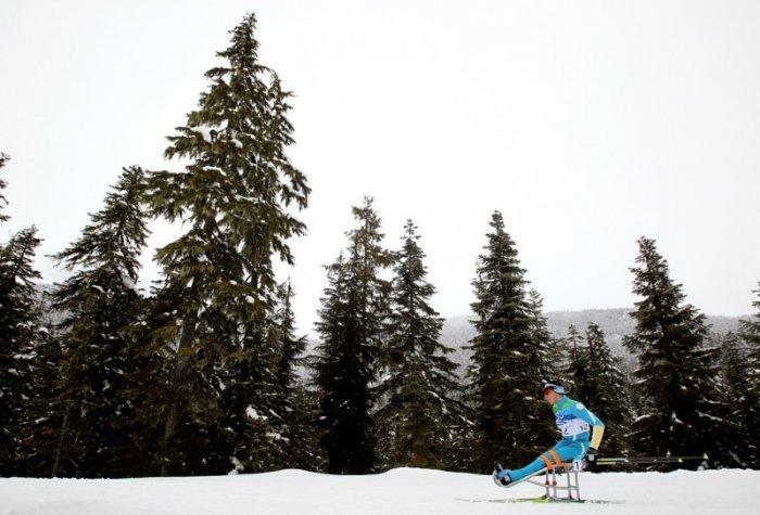 Паралимпиада в Ванкувере (41 фото)