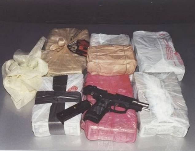 Где прячут наркотики (14 фото)