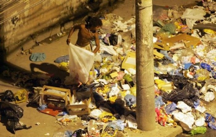 Трущобы Рио (12 фото)