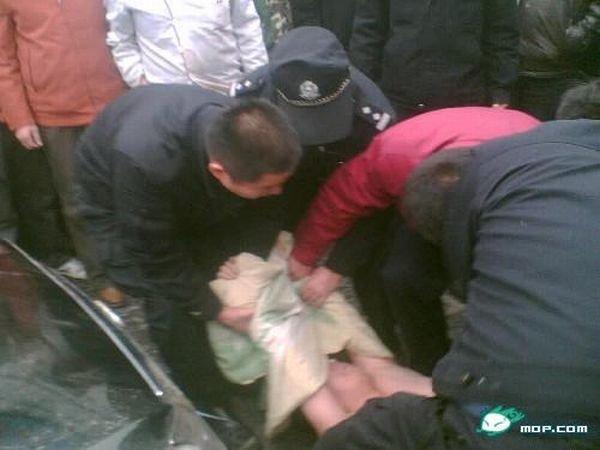 Сумасшедший китаец (22 фото)