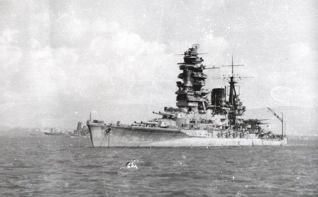 Морские сражения Второй Мировой (20 фото)