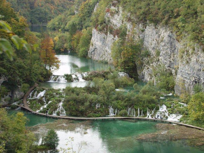 Плитвицкие Озера (22 фото)