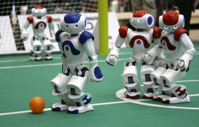 Современные роботы (99 фото)