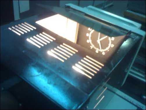 Старые часы первого канала (4 фото)