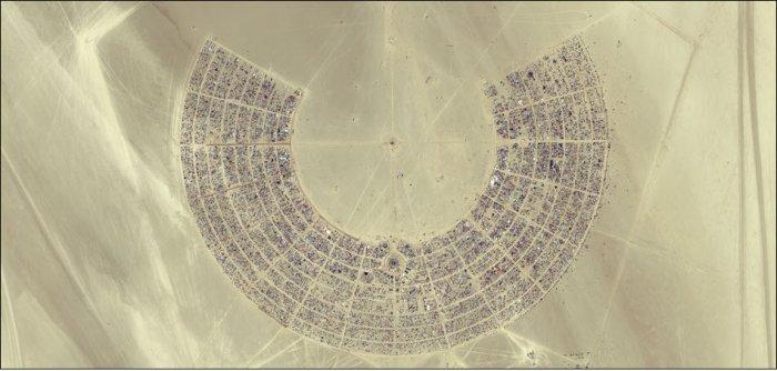 Фотографии со спутника GeoEye (20 фото)