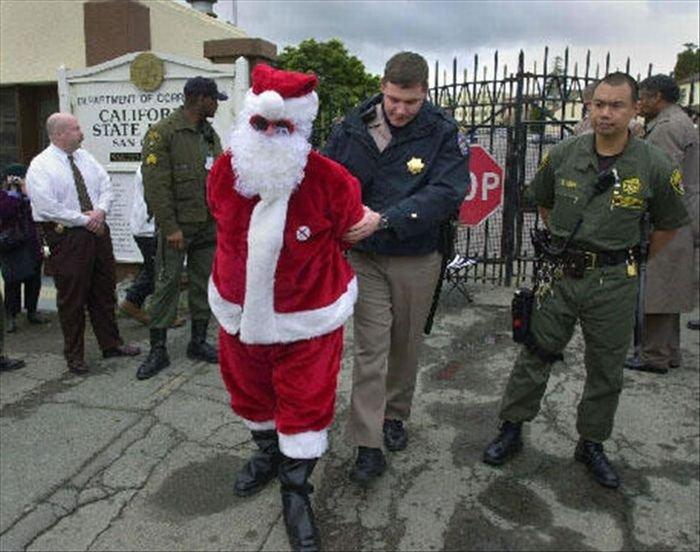 Странные арестованные (20 фото)
