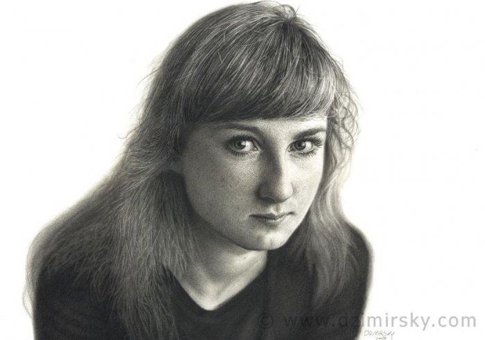 Классные рисунки карандашом (10 фото)