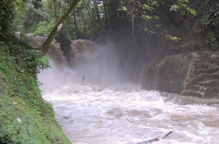 Сила воды (12 фото)