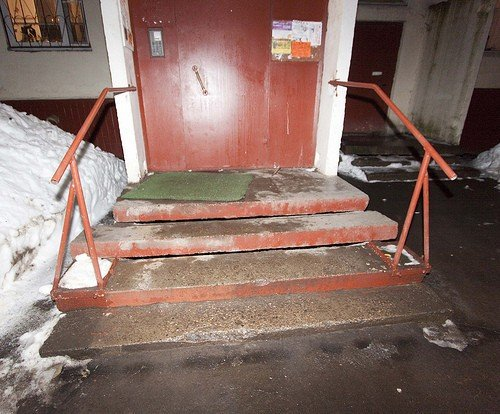 Лифт для инвалидов (5 фото)
