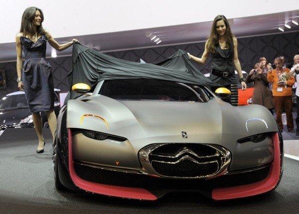 80-й Международный автосалон в Женеве 2010 (63 фото)