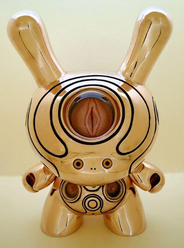 Японская секс-игрушка (3 фото)