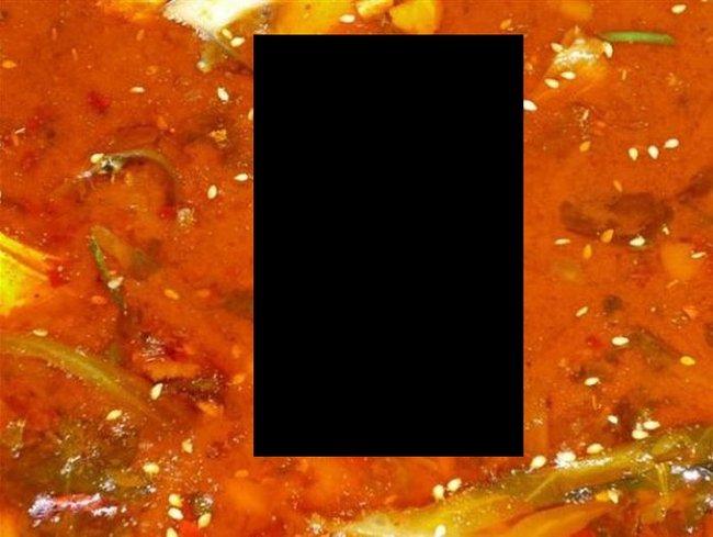Суп с сюрпризом (3 фото)