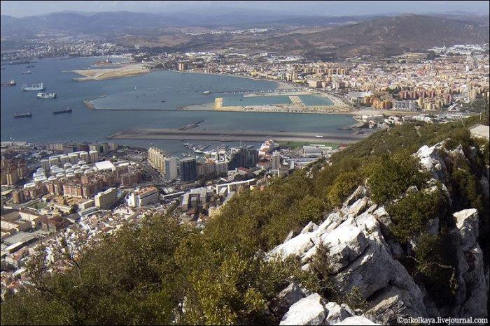 Гибралтар (20 фото)