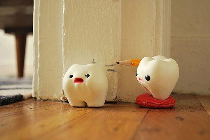 Путешествие молочных зубов (73 фото)
