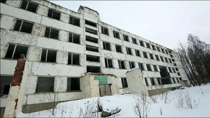 Заброшенные ракетные шахты в Калужской области (19 фото)
