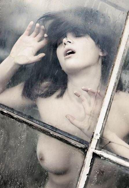 За стеклом (71 фото)