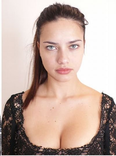 Модели без макияжа (51 фото)