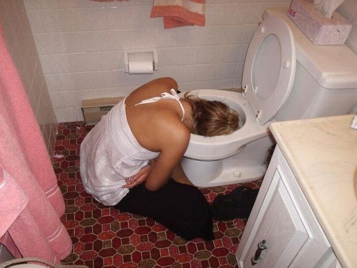 Пьяные девушки (33 фото)
