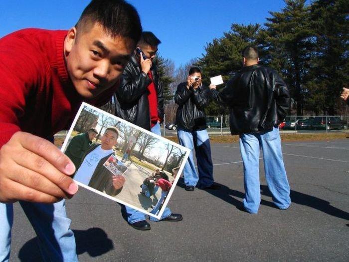 Фотографии под нужным ракурсом (50 фото)