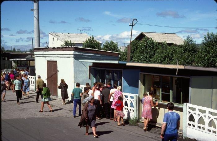 СССР середины 70-х (20 фото)