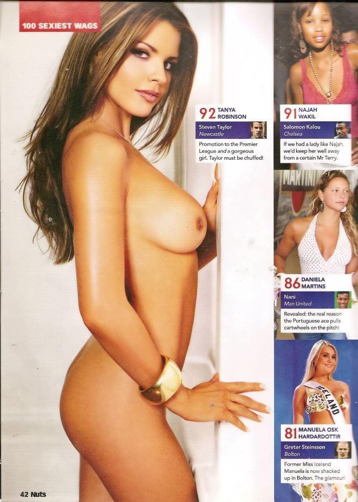 Самые сексуальные жены футболистов (15 фото)