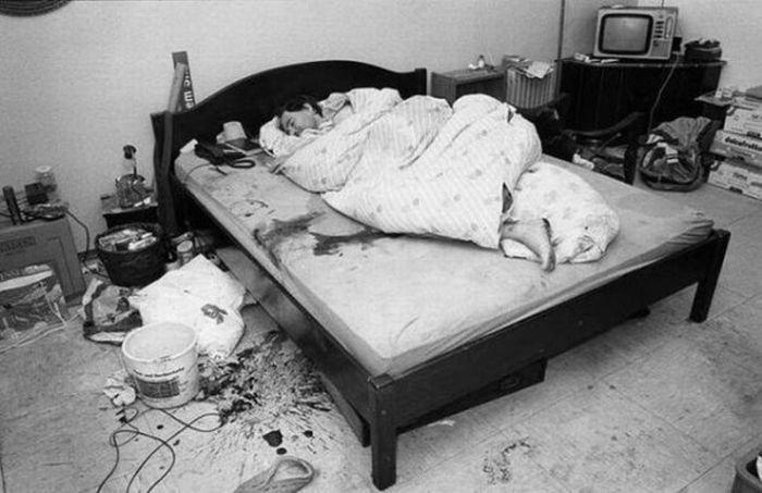 Как наркотики губят людей (56 фото)